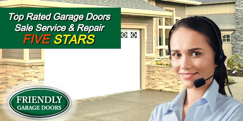 friendly garage door repair